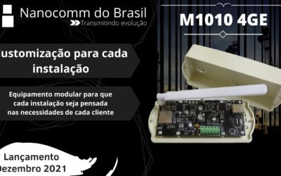 Apresentação M1010 4G
